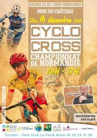 Cyclo cross : Championnat de Normandie