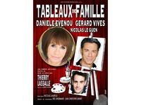 Théâtre : Tableaux de famille