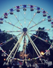 grande roue Tiphaine