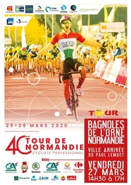 ANNULE - 40ème Tour de Normandie Cyclisme
