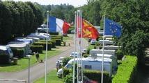 Stationnement Camping-Cars (Camping de la Vée) - Bagnoles-de-l'Orne