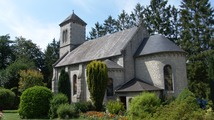 Prieuré Saint-Ortaire - Saint-Michel-des-Andaines