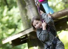Parcours Acrobatiques dans les arbres - Bagnoles-de-l'Orne