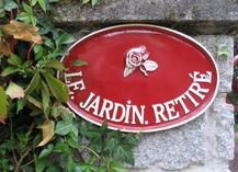 Le Jardin retiré - Bagnoles-de-l'Orne