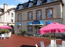 Pension Bellevue - Bagnoles-de-l'Orne Normandie
