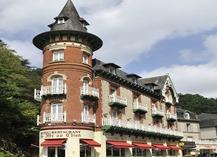Hôtel Spa Le Roc au Chien - Bagnoles-de-l'Orne Normandie
