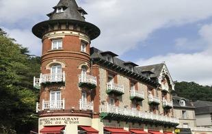 La Belle Epoque - Roc au Chien - Bagnoles-de-l'Orne Normandie