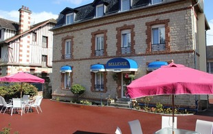 Pension Bellevue - Bagnoles-de-l'Orne Normandie