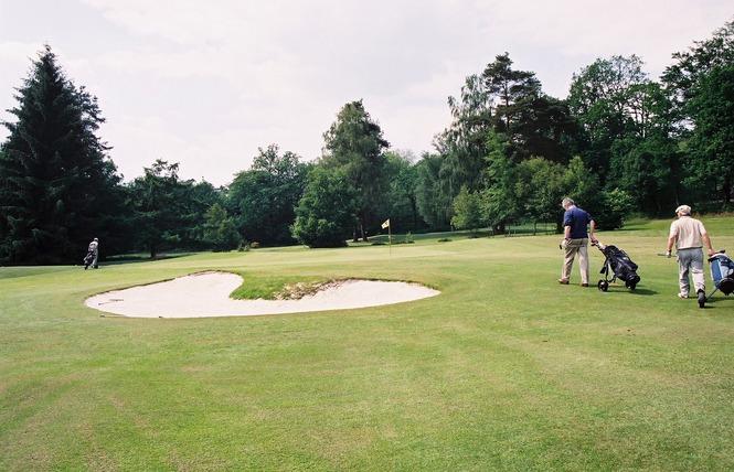 AS Andaine Golf Club 1 - Bagnoles de l'Orne Normandie