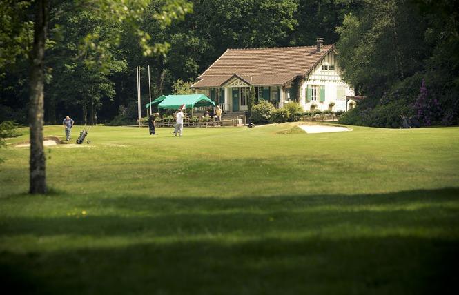 AS Andaine Golf Club 3 - Bagnoles de l'Orne Normandie