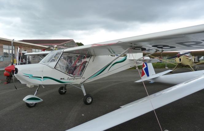 Vol découverte - Aéroclub d'Andaines 7 - Couterne