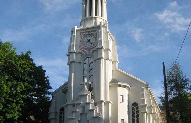 Eglise du Sacré-Coeur 2 - Bagnoles-de-l'Orne