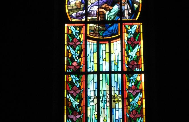 Eglise du Sacré-Coeur 3 - Bagnoles-de-l'Orne