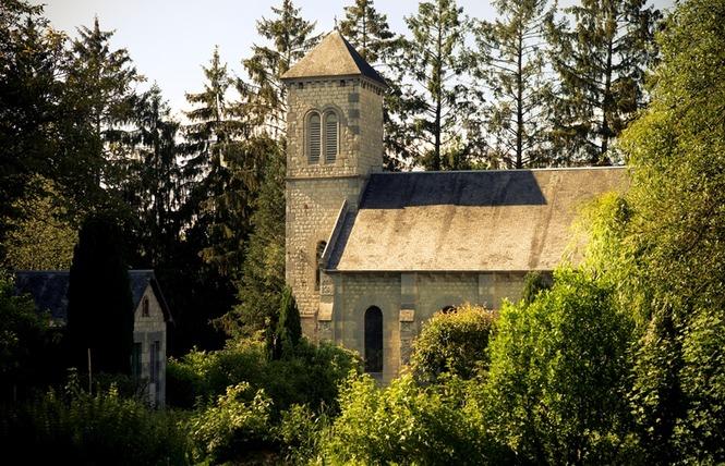 Prieuré Saint-Ortaire 2 - Saint-Michel-des-Andaines