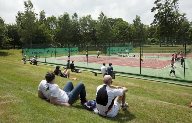 Tennis 1 - Bagnoles-de-l'Orne