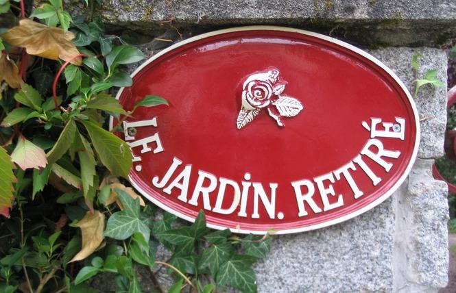 Le Jardin retiré 1 - Bagnoles-de-l'Orne