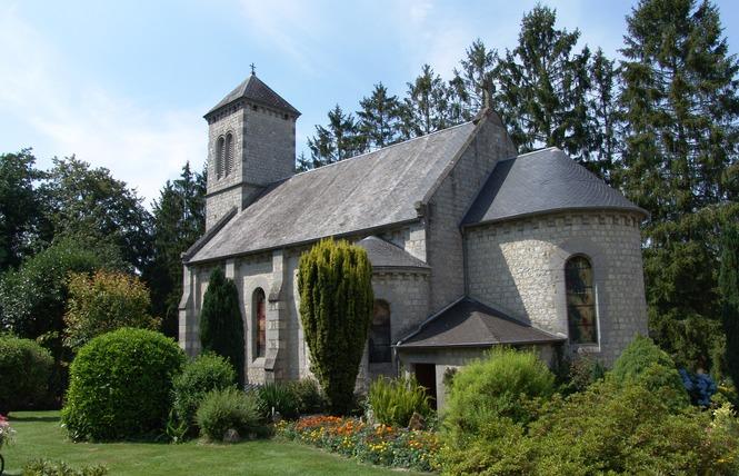 Prieuré Saint-Ortaire 1 - Saint-Michel-des-Andaines