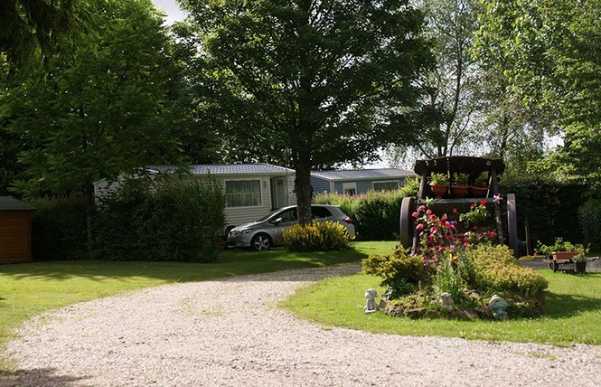 Camping le Clos Normand 1 - Rives d'Andaine