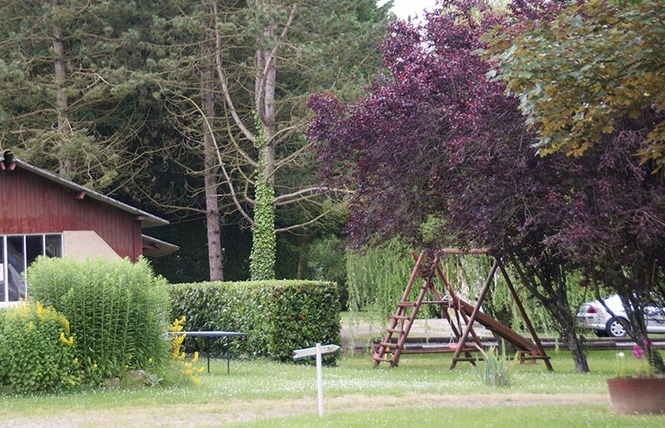Camping le Clos Normand 3 - Rives d'Andaine