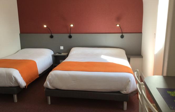 Hôtel Restaurant Bellevue 3 - Bagnoles-de-l'Orne Normandie