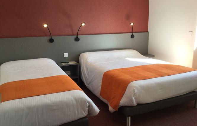 Hôtel Restaurant Bellevue 2 - Bagnoles-de-l'Orne Normandie