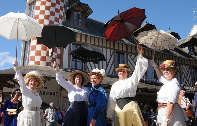 Fête Belle Époque 1 - Bagnoles-de-l'Orne Normandie