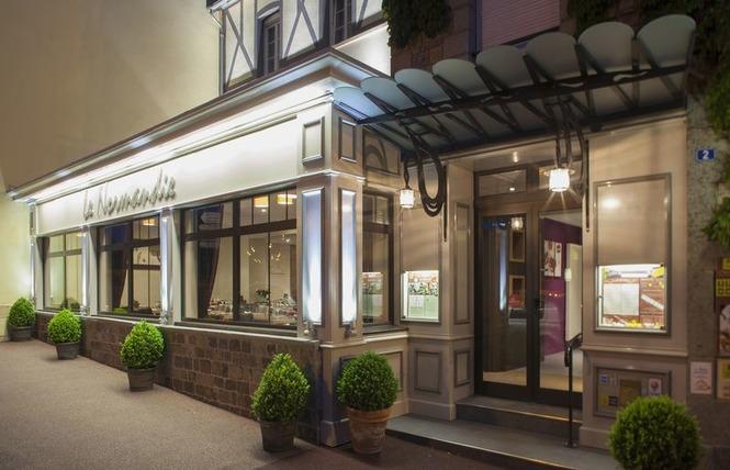 Hôtel le Normandie 5 - Bagnoles-de-l'Orne Normandie