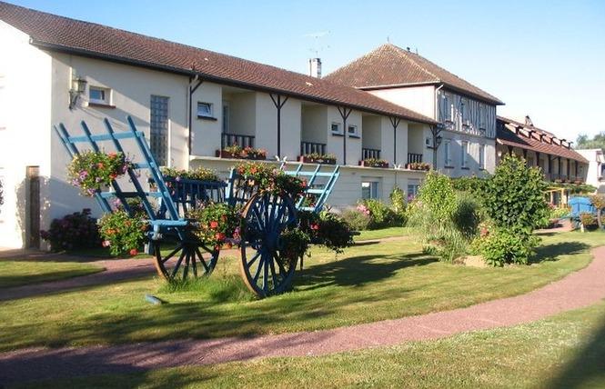 Hôtel de Tessé 1 - Bagnoles-de-l'Orne Normandie