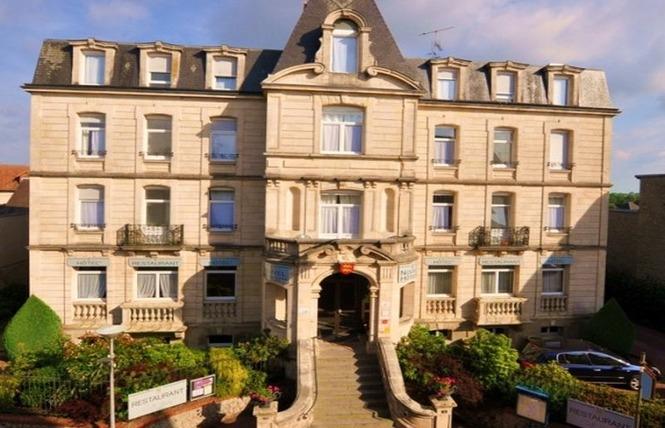 Nouvel hôtel 2 - Bagnoles-de-l'Orne Normandie