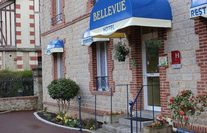 Pension Bellevue 2 - Bagnoles-de-l'Orne Normandie