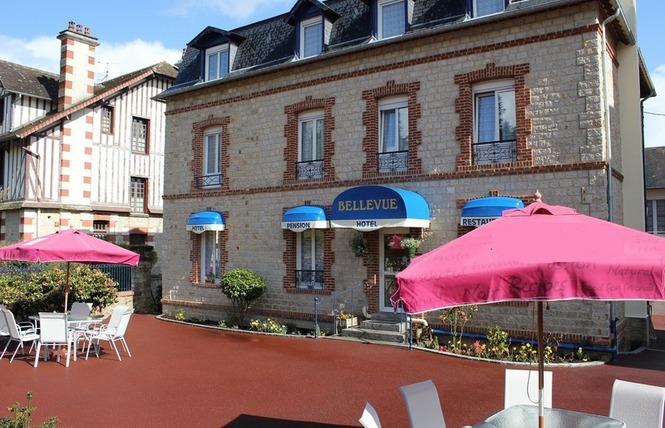Pension Bellevue 1 - Bagnoles-de-l'Orne Normandie