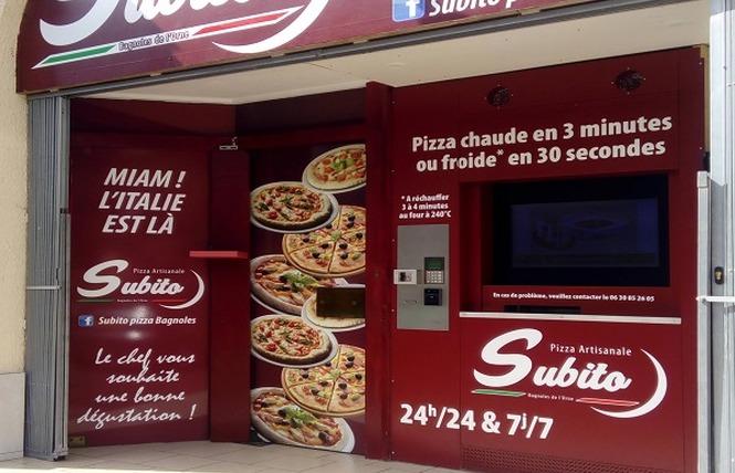 Le Subito Pizza 1 - Bagnoles-de-l'Orne Normandie