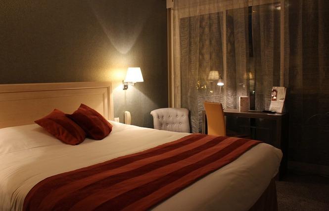 Bagnoles Hôtel 4 - Bagnoles-de-l'Orne Normandie