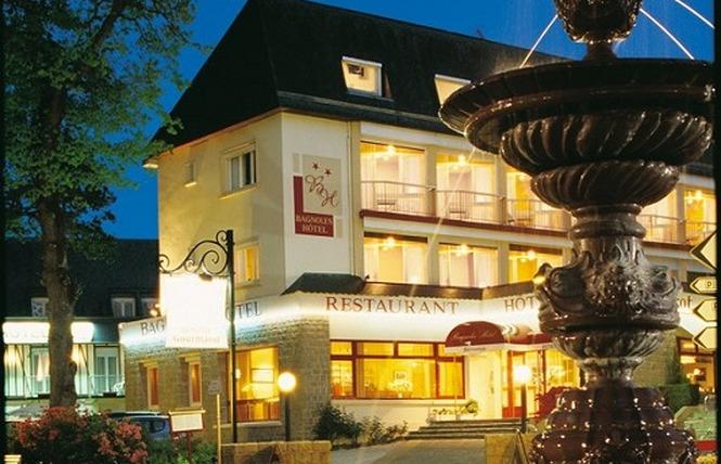 Bagnoles Hôtel 1 - Bagnoles-de-l'Orne Normandie