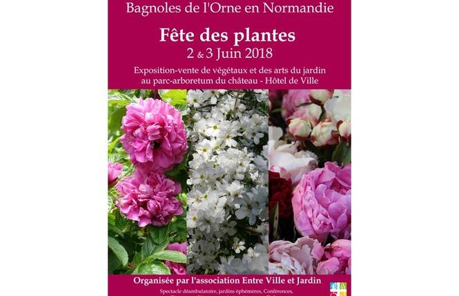Fête des Plantes : 10e édition 1 - Bagnoles-de-l'Orne Normandie